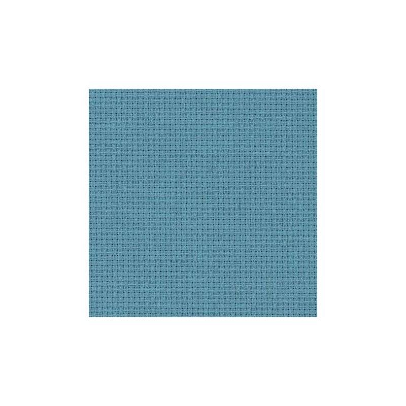 Aïda Zweigart 5,4pts/cm - 35x45cm - gris vert foncé