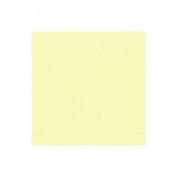 Aïda Zweigart 5,4pts/cm - 50x55cm - vanille