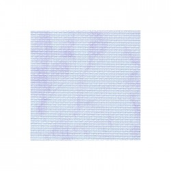 Aïda Zweigart 5,4pts/cm - 50x55cm - lilas marbré