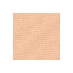 Toile Murano Zweigart 12,6fils/cm - laize 140 cm - saumon
