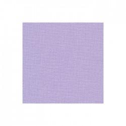 Toile Murano Zweigart 12,6fils/cm - laize 140 cm - lavande