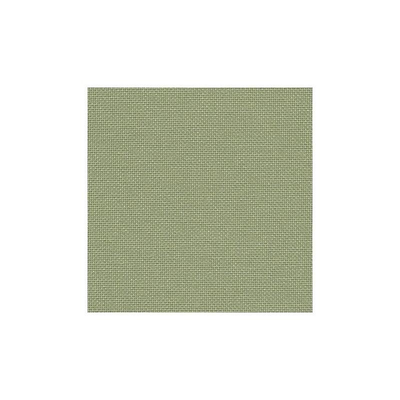 Toile Murano Zweigart 12,6fils/cm - largeur 140cm - vert olive