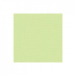 Toile Murano Zweigart 12,6fils/cm - laize 140 cm - vert anis