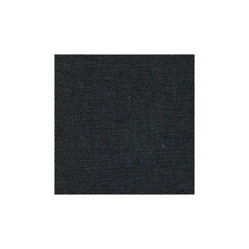 Toile Murano Zweigart 12,6fils/cm - largeur 140cm - gris anthracite