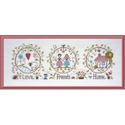 Love, Friends & Home - Jardin Privé