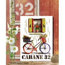 Cabane 32 - Isabelle Haccourt Vautier