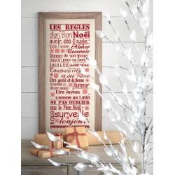 Les règles d'un bon Noël - Isabelle Haccourt Vautier