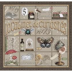 Cabinet de curiosités - Madame la fée