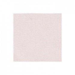 Toile Murano Zweigart 12,6fils/cm 35x45cm - rose pâle