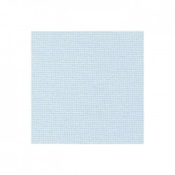 Toile Murano Zweigart 12,6fils/cm 50x70cm - bleu