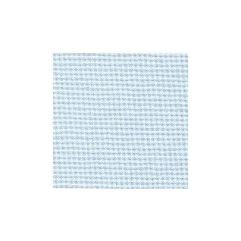 Toile Murano Zweigart 12,6fils/cm - 50x70cm - bleu