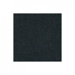 Toile Murano Zweigart 12,6fils/cm 50x70cm - gris anthracite