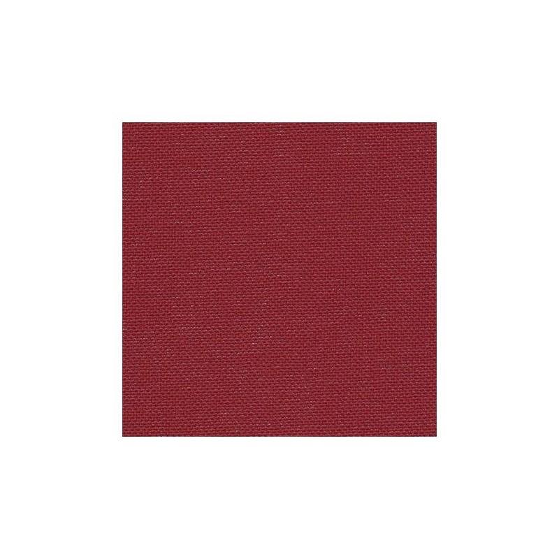 Toile Murano Zweigart 12,6fils/cm - 50x70cm - bordeaux