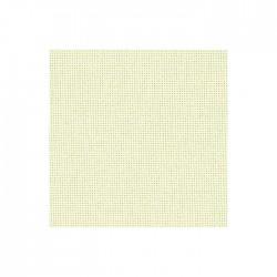 Lugana Zweigart 10 fils/cm - laize 140cm - perle