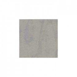 Toile Lugana Zweigart 10fils/cm - 35x45cm - gris marbré