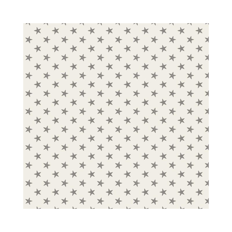 Tiny Star Grey - coupon 50x110cm - tissu Tilda