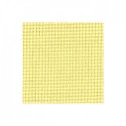 Toile Bellana Zweigart 8fils/cm - largeur 140cm - crème vanille