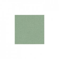 Toile Bellana Zweigart 8fils/cm - largeur 140cm - vert d'eau