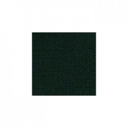 Toile Bellana Zweigart 8fils/cm - largeur 140cm - vert sapin
