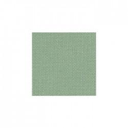 Toile Bellana Zweigart 8fils/cm - 50x70cm - vert d'eau