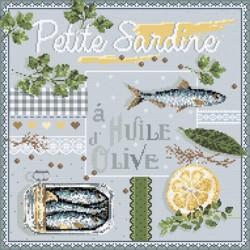 Petite sardine - Madame la fée