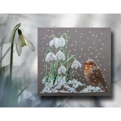 Les perce-neige - Au fil de Martine