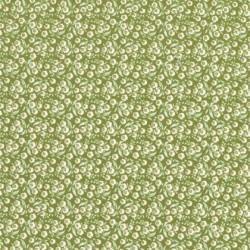 Forget Me Not Green - coupon 50x55cm - tissu Tilda