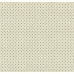Mini Star Light Green - coupon 50x55cm - tissu Tilda