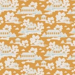 Sunny Park Golden - coupon 35x50cm - tissu Tilda