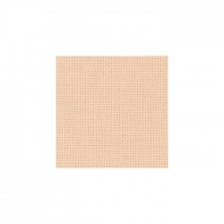 Aïda Zweigart 5,4pts/cm - largeur 110cm - sable clair