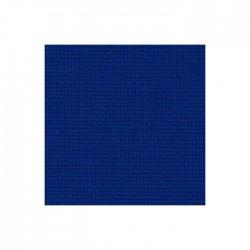 Toile Aïda Zweigart 5,4fils/cm - largeur 110cm - bleu marine