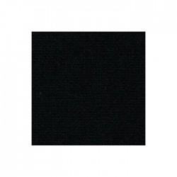 Toile Aïda Zweigart 5,4fils/cm - largeur 110cm - noir