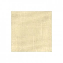 Lin Zweigart Belfast 12,6fils/cm - largeur 140cm - sable
