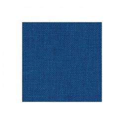 Lin Zweigart Belfast 12,6fils/cm - largeur 140cm - bleu ardoise