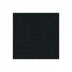 Lin Zweigart Belfast 12,6fils/cm - largeur 140cm - noir