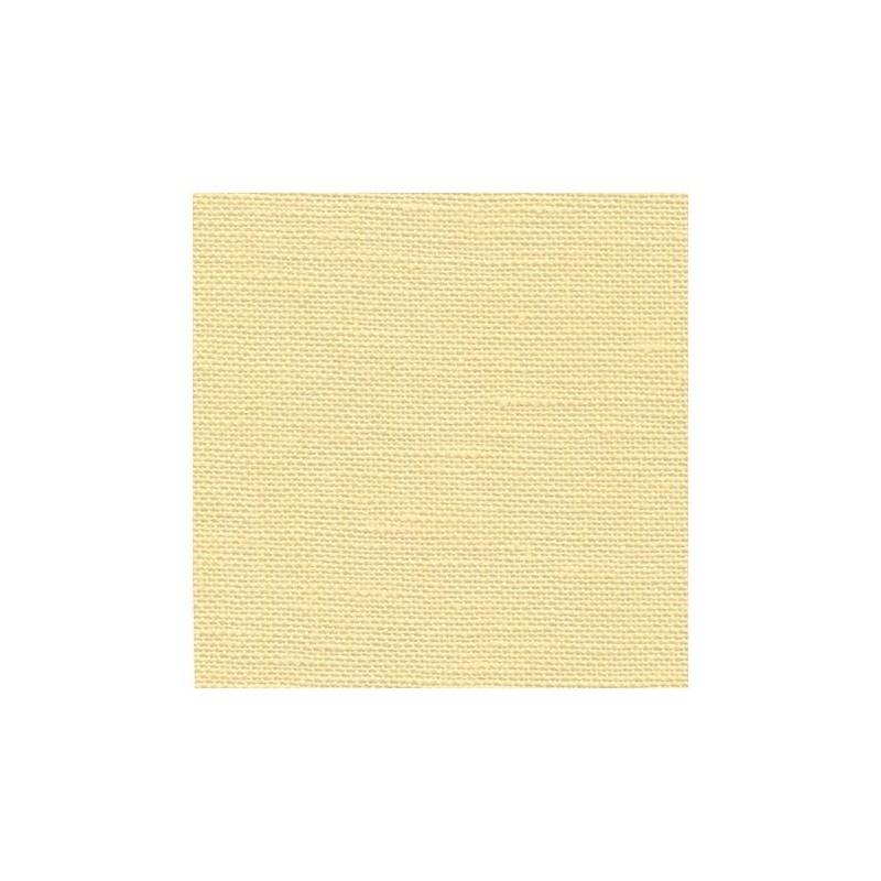 Lin Zweigart Belfast 12,6fils/cm - largeur 140cm - citron