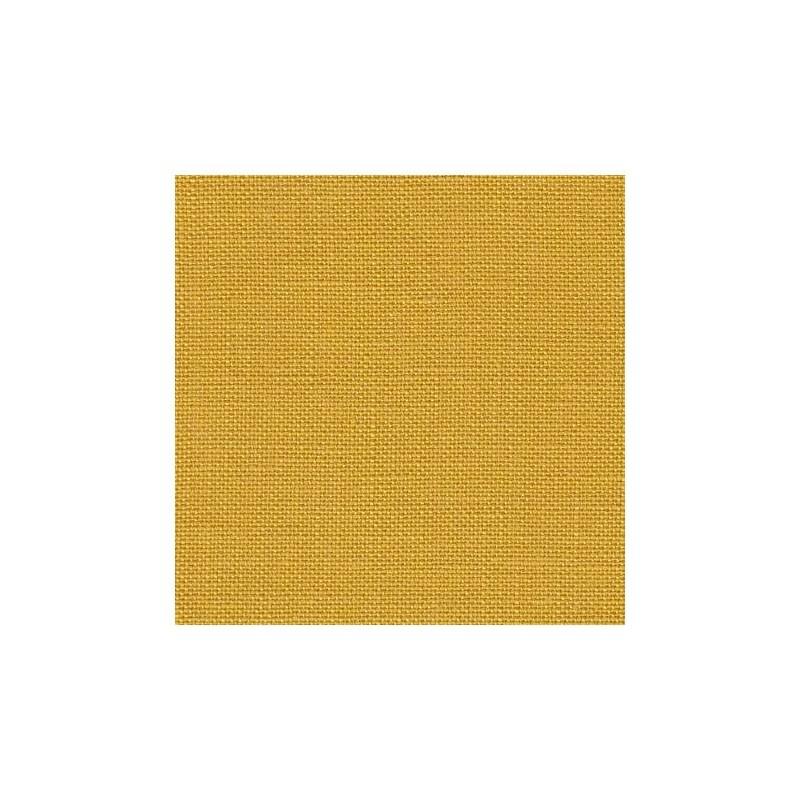 Lin Zweigart Belfast 12,6fils/cm - largeur 140cm - curry