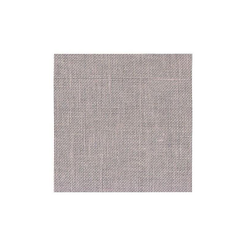 Lin Zweigart Belfast 12,6fils/cm - largeur 140cm - taupe clair