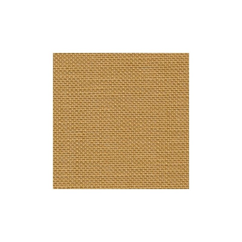 Lin Zweigart Belfast 12,6fils/cm - largeur 140cm - bronze