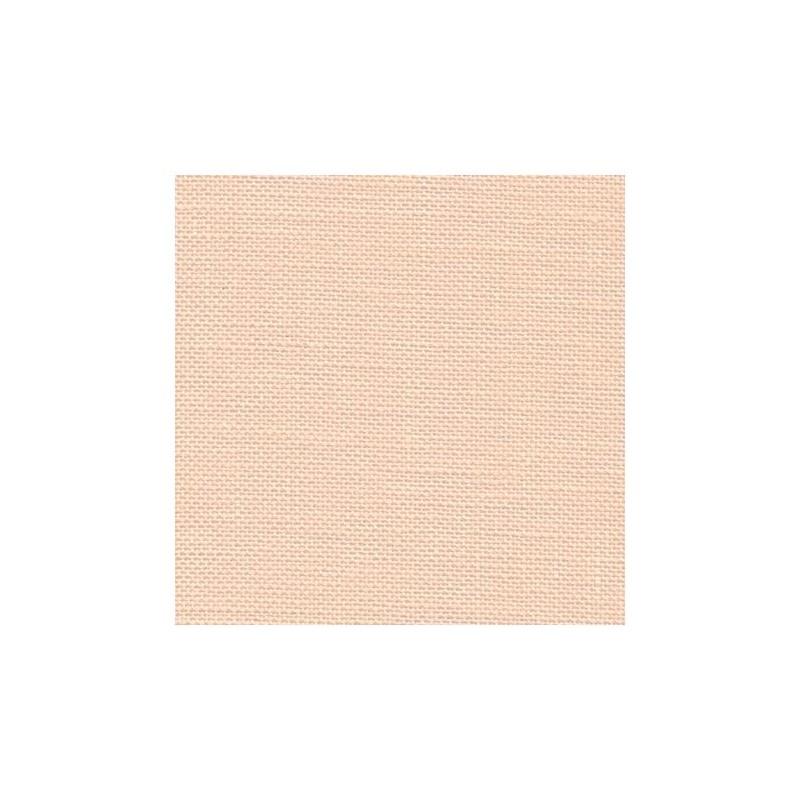 Lin Zweigart Belfast 12,6fils/cm - largeur 140cm - saumon clair