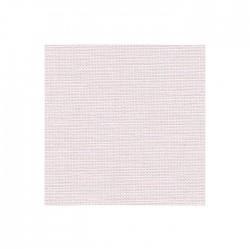 Lin Zweigart Belfast 12,6fils/cm - largeur 140cm - rose pâle