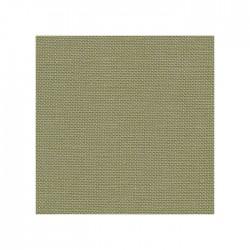 Lin Zweigart Belfast 12,6fils/cm - largeur 140cm - vert olive