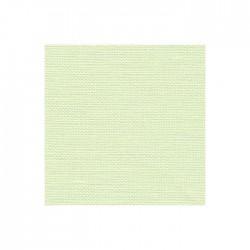 Lin Zweigart Belfast 12,6fils/cm - largeur 140cm - vert anis clair