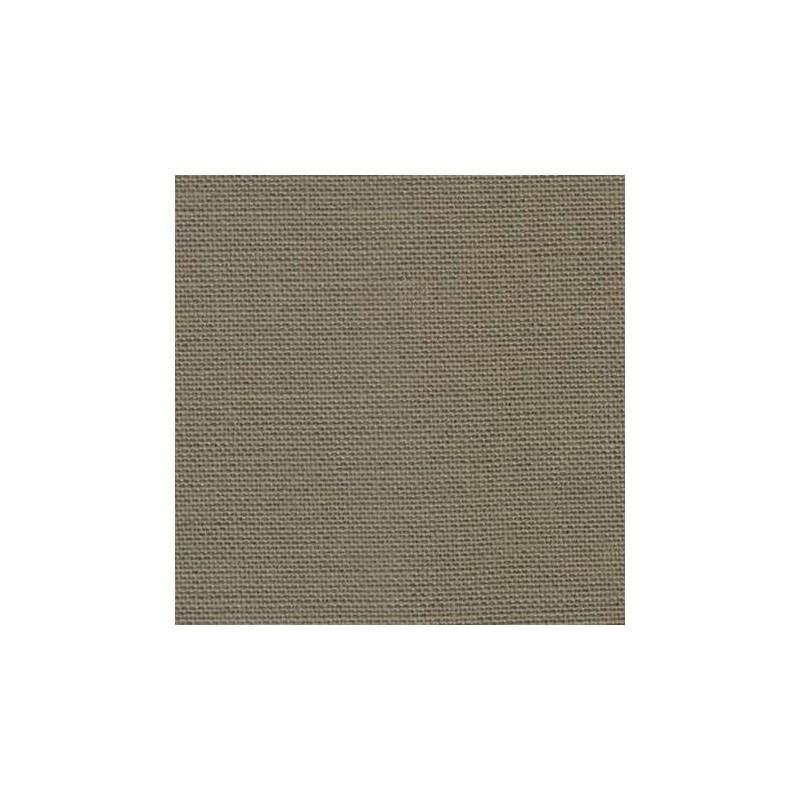Lin Zweigart Belfast 12,6fils/cm - largeur 140cm - taupe foncé