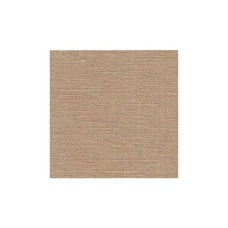 Lin Zweigart Belfast 12,6fils/cm - largeur 140cm - gris vieilli