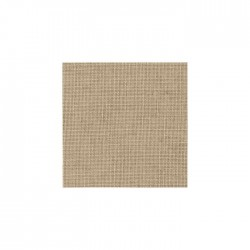 Lin Zweigart Dublin 10fils/cm - 35x45cm - lin naturel clair