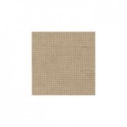 Lin Zweigart Dublin 10fils/cm - 50x70cm - lin naturel clair