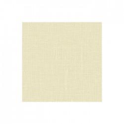 Lin Zweigart Belfast 12,6fils/cm - largeur 140cm - ivoire