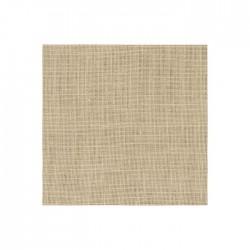Lin Zweigart Edinburgh 14fils/cm - 50x70cm - lin naturel clair