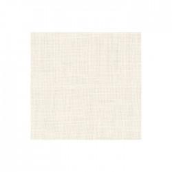 Lin Zweigart Edinburgh 14fils/cm - largeur 140cm - blanc cassé